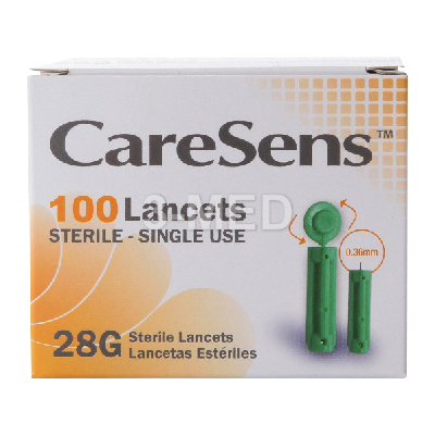 DB009A - CareSens II 28G 血糖刺針