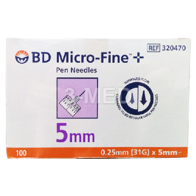 DB320632 - BD Micro-Fine Pen Needle 5mm